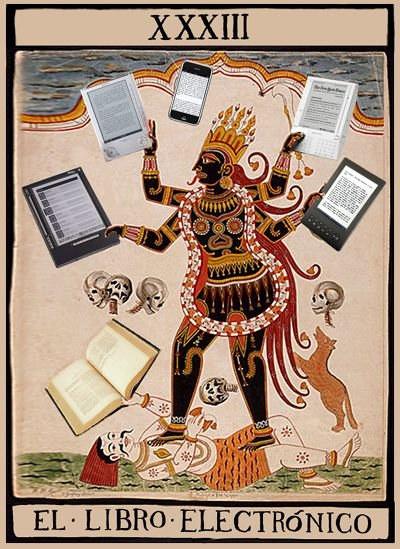 Kali, Avatar of the eBook