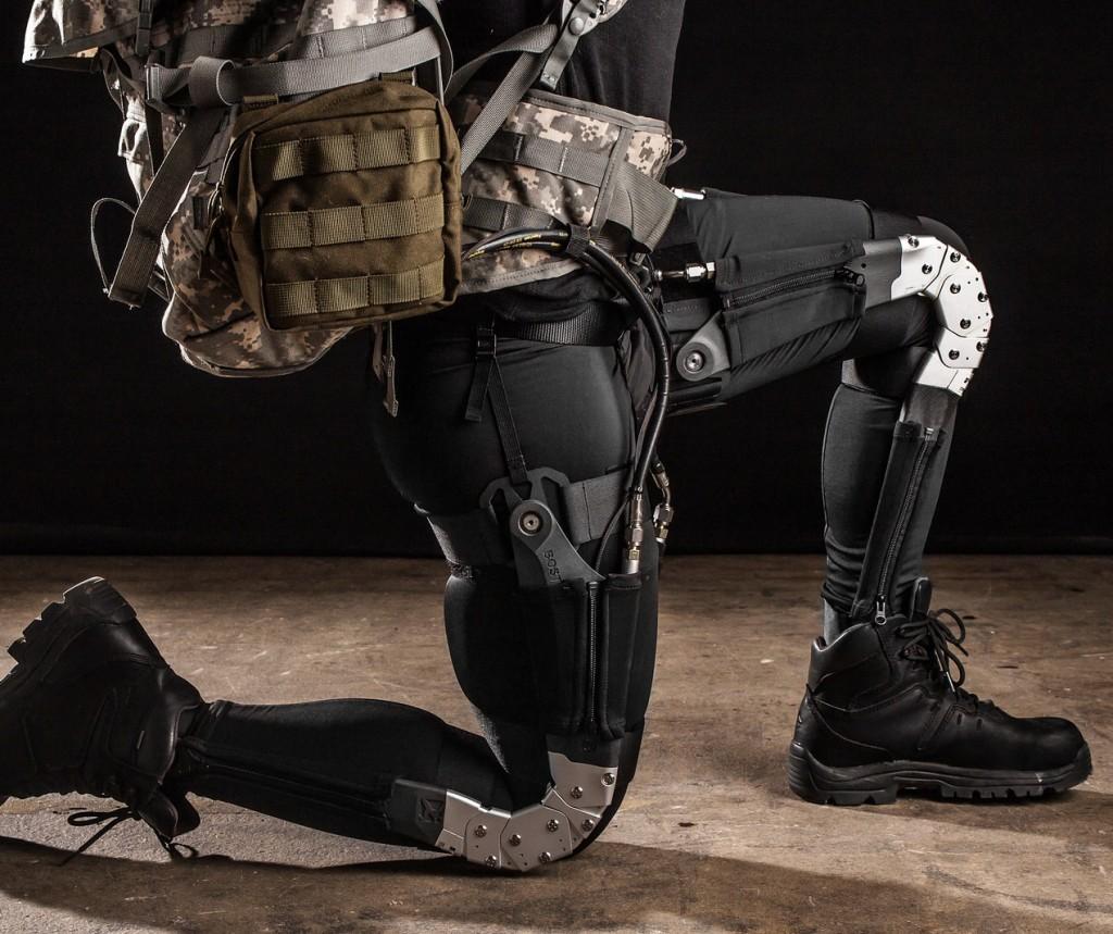DARPA's Warrior Web project may provide super-human enhancements