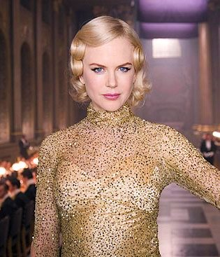 Nicole Kidman as Marisa Coulter in the movie version of The Golden Compass.