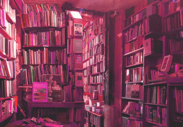 Shakespeare and Company bookshop